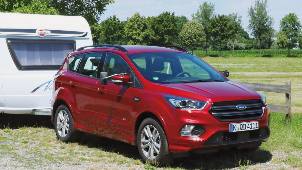 Attraktives Angebot: Ford Kuga