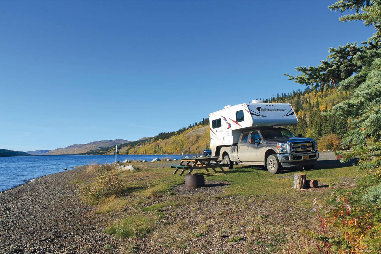 Mit dem Camper durch den Yukon und Alaska – Wohnmobil und ...