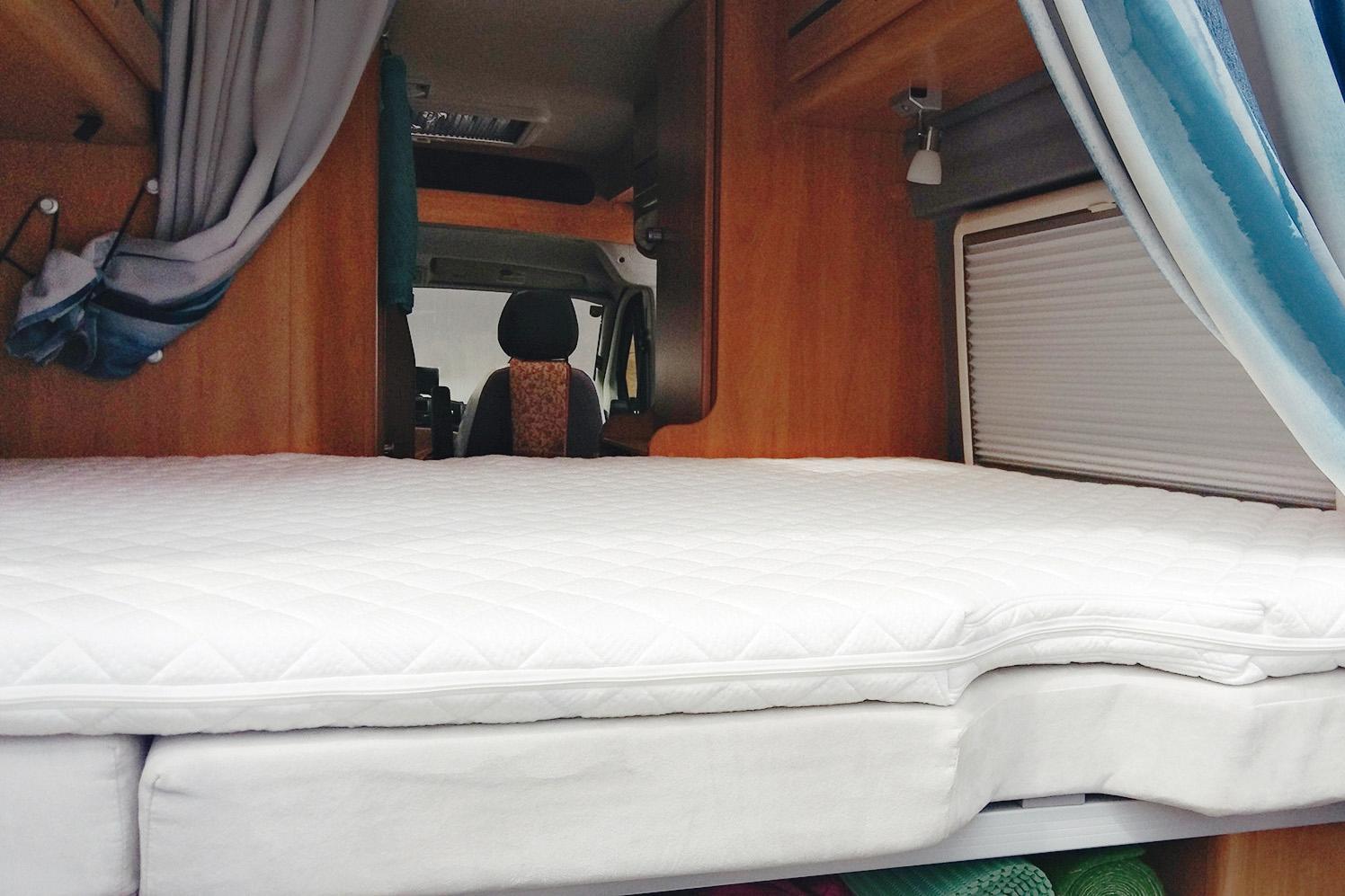 Matratzen auf Mass – Wohnmobil und Caravan