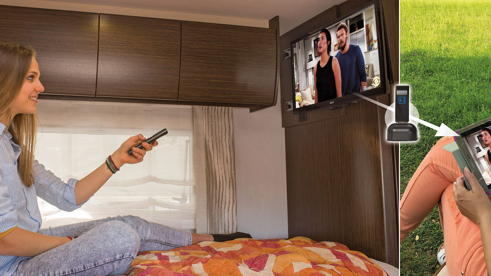 Teleco TSV20D HEVC: Smart TV